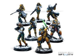 Die Starterbox-Miniaturen zu Yu Ying